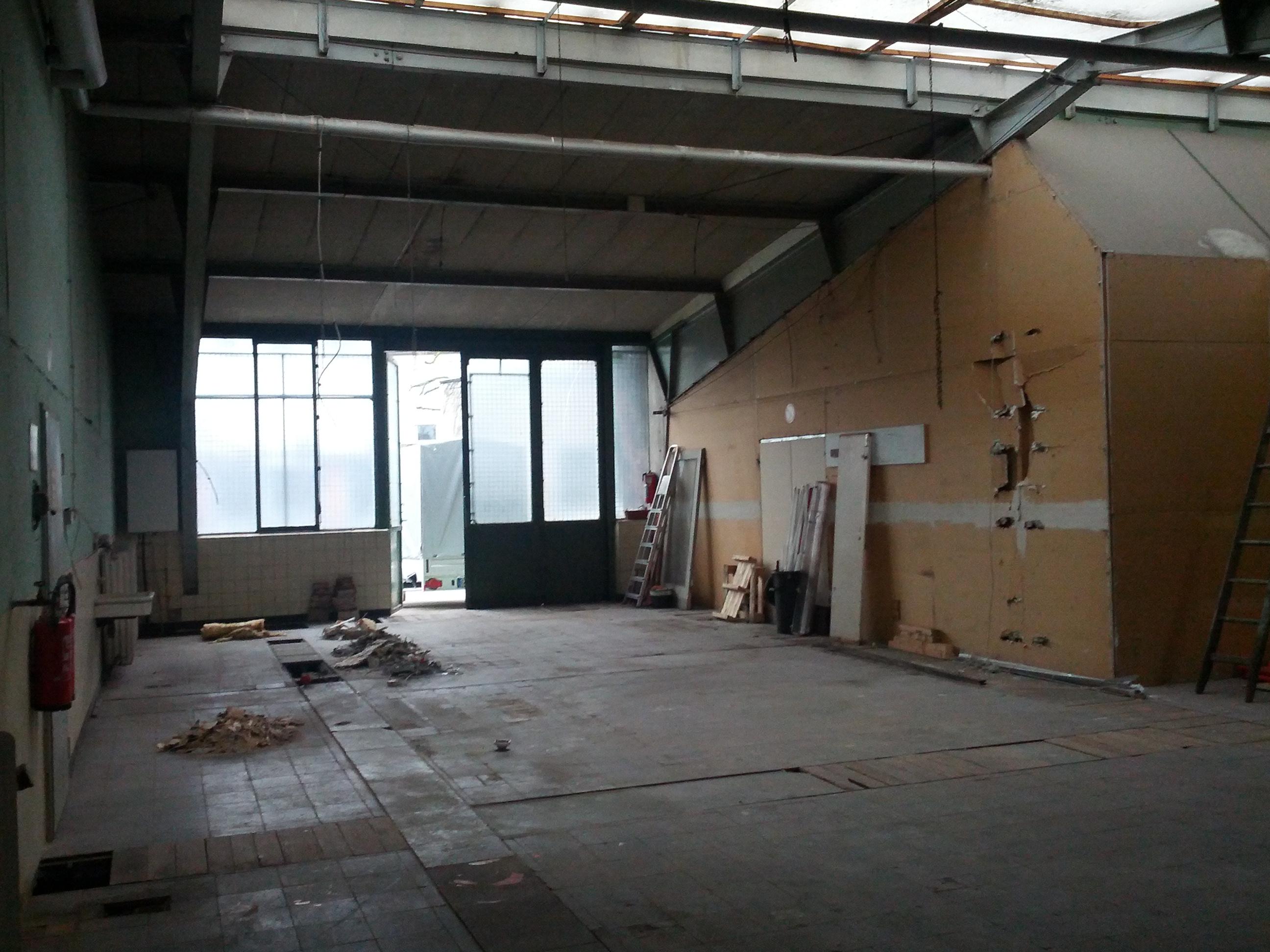 bottrop boy gewerbehalle produktionshalle lagerhalle industriehalle mit b roraum. Black Bedroom Furniture Sets. Home Design Ideas