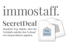 SecretDeal: besonderer Service, besondere Immobilien!