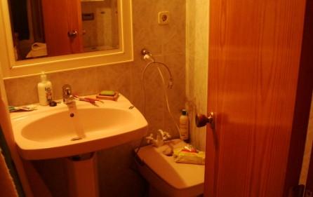 Badezimmer, Ansicht 1