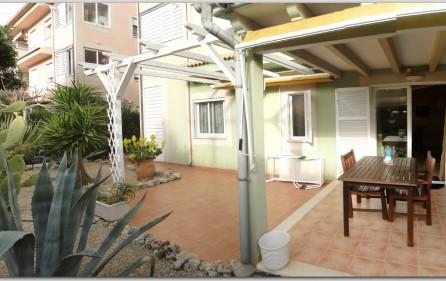 Garten mit Terrasse, Ansicht 1