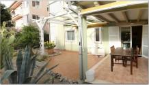 Wohnung im EG mit Garten, Pool, Poolblick und Zentralheizung in Sa Coma, Mallorca