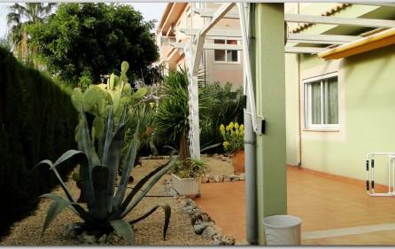 Garten mit terrasse, Ansicht 2