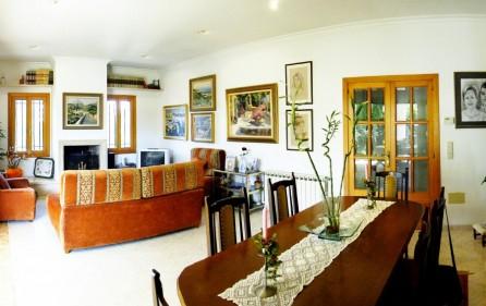 Wohntimmer mit Essbereich