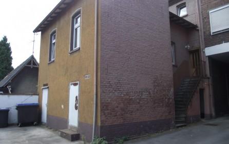 Außenansicht Rückseite, Ansicht 2