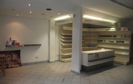 Ladenlokal, inkl. Kiosk-Einrichtung, Ansicht 1