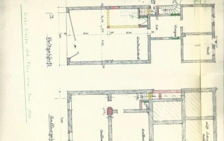 Gladbecker Str 358, Grundriss, Ansicht 1