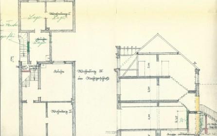 Gladbecker Str 358, Grundriss, Ansicht 2