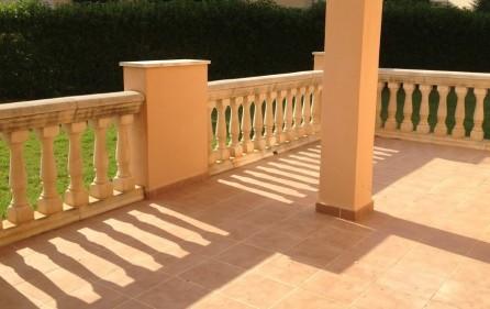 Terrasse, Ansicht 3