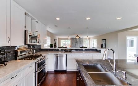 Küche, Ansicht 4