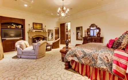 Matser Schlafzimmer, Ansicht 3