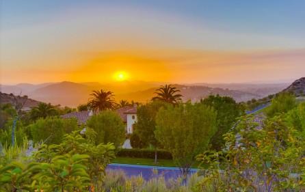 Sonnenuntergang, Ansicht 13