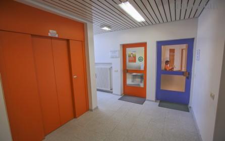 Beispiel Praxis- oder Büroetage im Ärztehaus, Ansicht 2