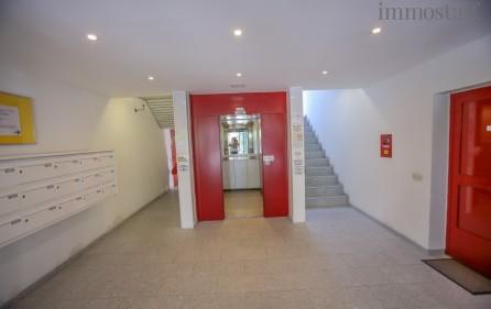 Eingangsbereich Haupteingang