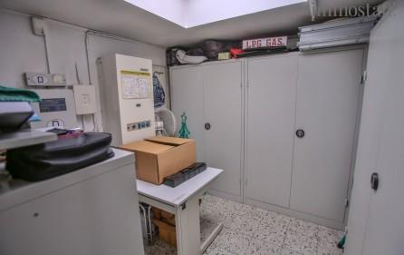 Bürobereich, rechtes Büro, Ansicht 1
