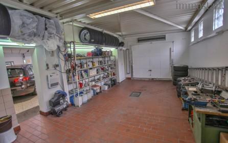 Werkstattbereich