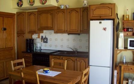 Küche, Ansicht 2