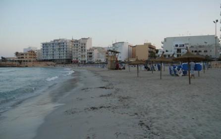 Strand S'Illot