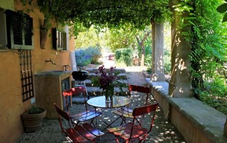 Terrasse, Ansicht 1