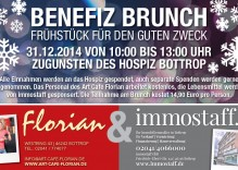Benefiz Brunch in Bottrop