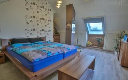 Schlafzimmer im DG_Ansicht 2