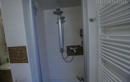 Tageslichtbad, Dusche & Handtuchwärmer