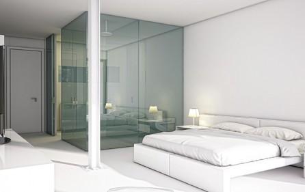 Schlafzimmer 2, Ansicht 2