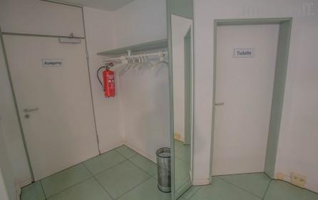 Garderobe bzw. Diele