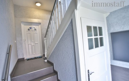 Treppenhaus, Eingangsbereich