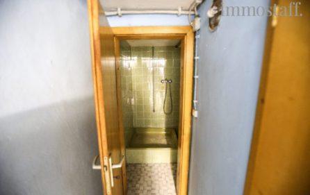Kelleraum 8 (Dusche)