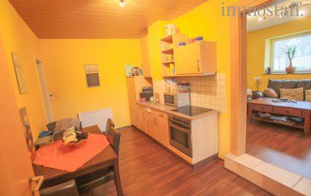 Küche der Einliegerwohnung