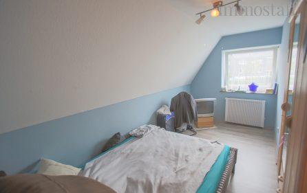 Schlafzimmer der Einliegerwohnung