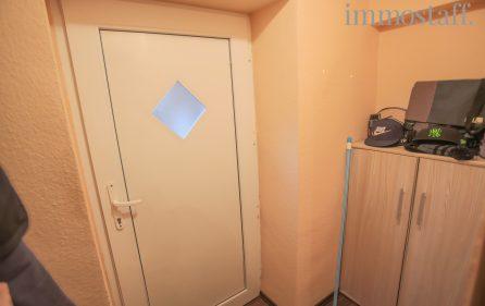Wohnungseingangstuer der Einliegerwohnung