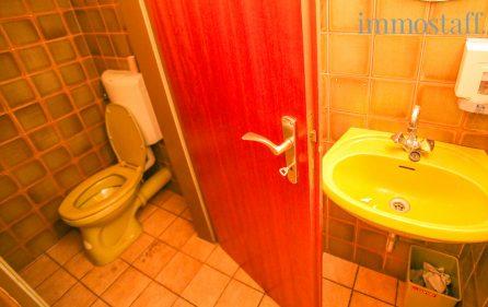 WCs im 1. OG