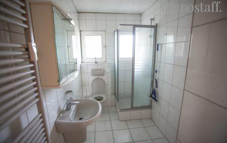 Badezimmer 1 Maisonette-Wohnung 2. OG
