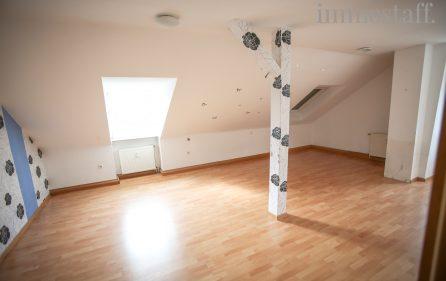 Kinderzimmer Maisonette-Wohnung 3. OG