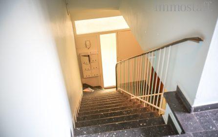 Treppenhaus Wohn- und Geschäftshaus
