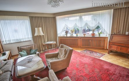 Wohnzimmer Ansicht 2 Wohnung 1. OG