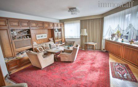 Wohnzimmer Wohnung 1. OG