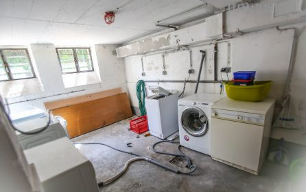 Wasch- und Trockenraum MFH 1
