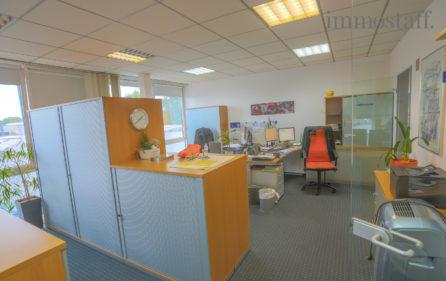 Büros, 1. OG, Ansicht 2