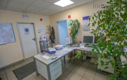 Büros im EG, Ansicht 2
