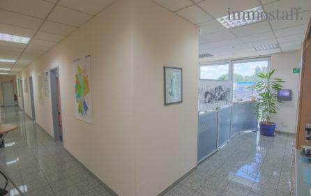 Flur – Büro 1. OG
