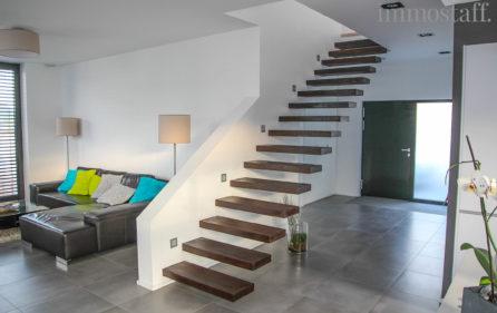Schwebende Treppe
