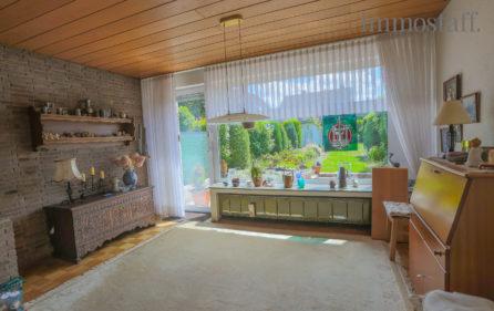 Wohn & Esszimmer Ansicht 2