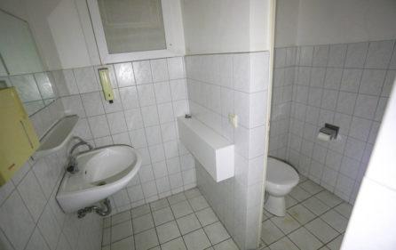 WC im UG 2