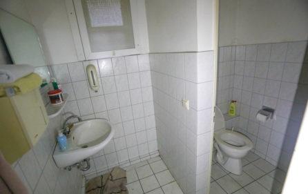 WCs im UG