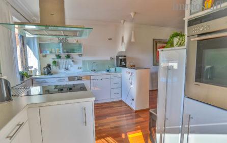 offene Küche, Ansicht 2