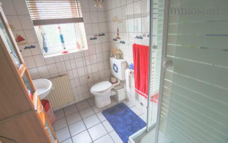 Gäaste-WC Wohnung 1. OG