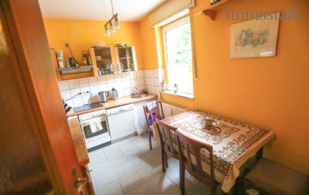 Küche Wohnung EG links