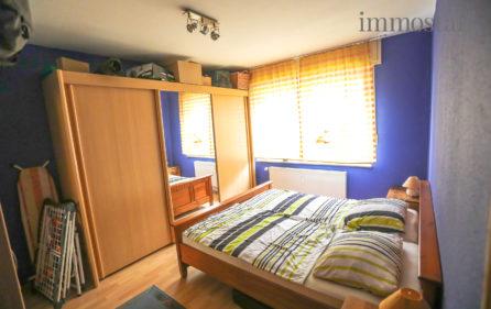 Schlafzimmer Wohnung EG links